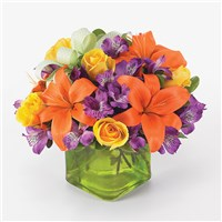 Joyful Blooms flower bouquet (BF23-11K)